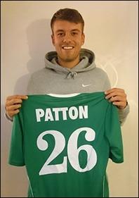 Callum Patton har blivit en rejäl injektion i Östavall. Mot Söråker prickade han in två nya mål och har nu gjort åtta mål under hösten.