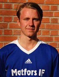 Jesper Nilsson-Böös säkrade med sitt nickmål i slutminuten LuMa-poäöng mot IFK Timrå 2.