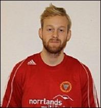 Jack Jonsson nickade in 2-2