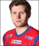 Johan Lundgren, ny från Örgryte IS.