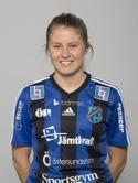 Nyförvärvet Julia Hennström satte SDFF:s två första mål i cupsegern mot Team Hudik.