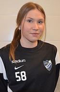 Johanna Lagerlund svarade för två av IFK Timrås fem mål mot Frösön.