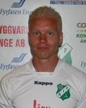 Fen år blev det för Benny Matsson i Ånge IF.