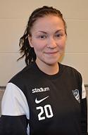 Lina Ohlsson tar time-out från fotbollen på obestämd tid.