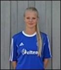 Johanna Broman säkrade HK-segern med sitt 2-0-mål.