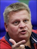 Lars Edström, ordförande i IFK Timrå.
