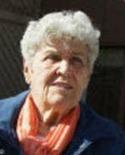 """Birgit """"Biggan"""" Forsberg, Heffnersklubban - 90 år och still-going-strong."""
