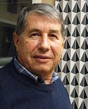 Värnecupsbaronen Jürgen Holoch. Mannen som för 39 år sedan kläckte idén om denna försäsongscup.