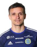 GIF Sundsvalls Shpëtim Hasani sänkte Malmö FF.