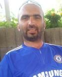 Selim Tahiraj, känd Chelsea-supporter i västra, leder Fränsta IK 3 i sin debut i sexan.
