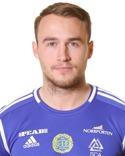 Rúnar Sigurjónsson poängräddare för GIF Sundsvall.