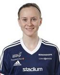 16-åriga Jenny Stadin hoppade in och iskallt satte SDFF:s segeermål på övertid mot Sunnanå.