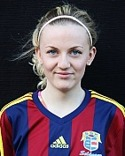 Vilma Boström avgjorde med en kylig lyftning för sitt Selånger 3.