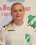 Therese Nordlund sköt Ånge till deras första seger någonsin i division 2-sammanhang.