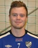 Martin Vestins fem mål förde upp honom i topp av skytteligan.