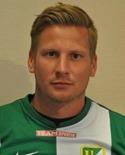 Luckstas veteran på vänsterbacken, Mattias Svelander, inledde målskyttet.