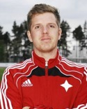 Henric Nylund var en av Sunds två hattrickskyttar mot Medskogs.