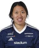 Danielle Au gav SDFF ledningen i andra halvlek med Holmalund vände till seger.