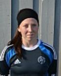 """Efter åtta matcher i rad utan insläppt mål tvingades Frida Forslund i Heffnersklubban till tre """"ryggkrökningar""""."""