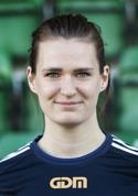 Tyvärr räckte inte Irma Nordmarks 2-1-mål till seger och tre poäng. Gästande AIK kvitterade dessvärre.