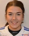Lisa Landin sköt två äkta hattrick när Ope 8-1-vann mot IFK Timrå 2.