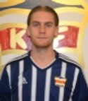 Alexander Hammar öppnade tidigt målskyttet när Kovland besegrade Kuben 2.