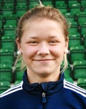 Amanda Månsson gav i alla fall SDFF en tidig ledning innan det roliga tog slut.