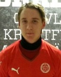 Filip Glantz kvitterade på övertid för Svartvik.