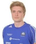 Jonas Richnau Ersson, straffskytt och stöttespelare när Matfors tog sin första seger.