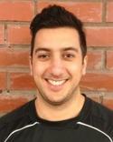 Spännande comeback för Emad Nademi på fotbollsplanen efter långvarig sjukdom.