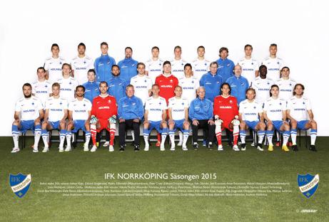 IFK Norrköping skrällde till ordentligt och vann Allsvenskan 2015.