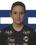 Gästriketjejen Ellinor Johansson blir SDFF:s andra nyförvärv i år.