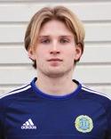 GIF:s nye målvakt William Eskelinen har en far som vunnit den allsvenska skytteligan. Foto: gifsundsvall.se