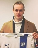 Viktor Holmsten är tillbaka i IFK Timrå.