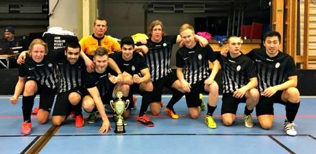 FFF Braca vann NSS Cupen 2017 efter en makalös upphämtning och avgörande i sudden deatch.