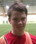 Philip Lundqvist lobbnickade in kvitteringen för Timrå.