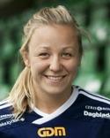 Emma Svärd tvingas sluta med fotbollen vid 25 års ålder.