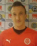 Haris Devic satte Svartviks viktiga 2-1-mål strax före paus.