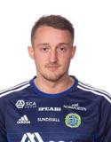 Smajl Suljevic var GIF Sundsvalls bäste tillsammans med Marcus Danielsson.