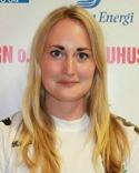 Linda Bortan prickade in ett äkta hattrick när Fränsta tog sin första vinst.