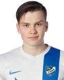Philip Lundqvist nickade in Timrås segermål med kraft.