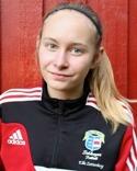 Ella Zetterberg en av få som fick godkänt i Selånger.