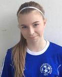 Thelma Bergkvist svarade för fyra av Heffnersklubban 2:s tio mål.