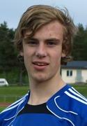 Tim Colldén tvingades bryta matchen med en befarad hjärnskakning.