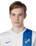 Gustav Hägglund var bäst på plan i derbyt och var den som räddade poäng åt Timrå 2 i slutskedet.