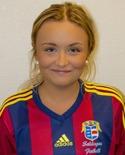 Alva Grahn var Selångers enda spelare som sett till 90 minuter får godkänt för sin insats.