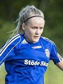 Julia Persson kvitterade för Heffnersklubban långt in på stopptid.