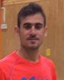 Toraj Rostamy gjorde hälften av Hassels mål på Släda IP.
