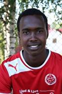 Haroun Mohamed Abdulle sköt segern till Svartvik.