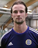 Linus Hallenius gav GIF Sundsvall ledningen men laget föll igen.
